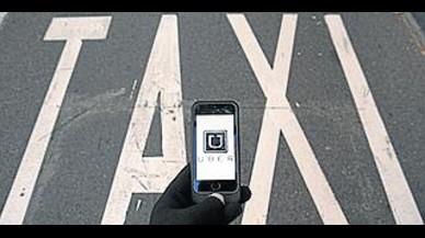 Uber apuesta por los conductores profesionales para implantarse en Barcelona