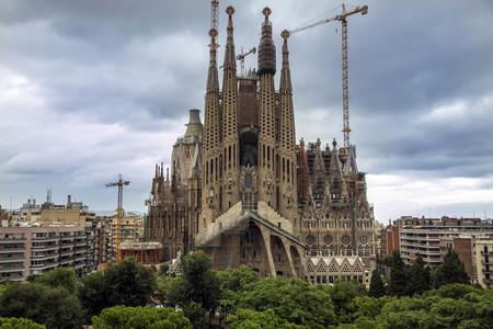 La Sagrada Fam�lia �s un dels principals reclams culturals de Barcelona