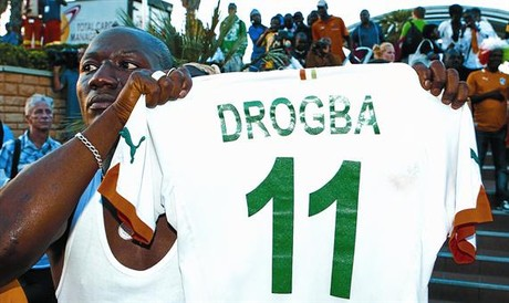 El reto de Drogba