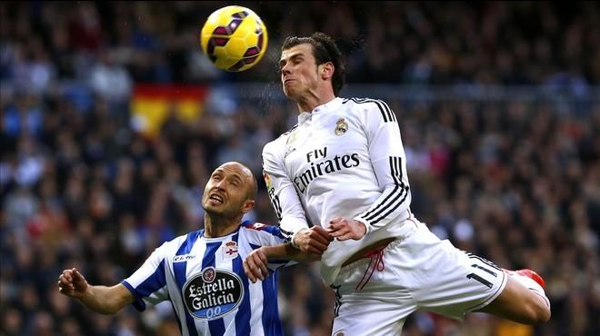 Bale agafa avantatge sobre Ronaldo