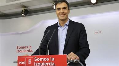 Sánchez dona per guanyada la batalla amb Podem per l'hegemonia de l'esquerra