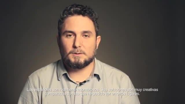Vídeo de la campaña 'Españoles hechos de talento'.