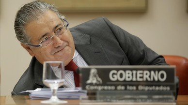 """Interior informa el Govern que envia més efectius a Catalunya per """"mantenir l'ordre"""""""