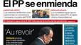 La portada de EL PERIÓDICO del 2 de diciembre del 2016
