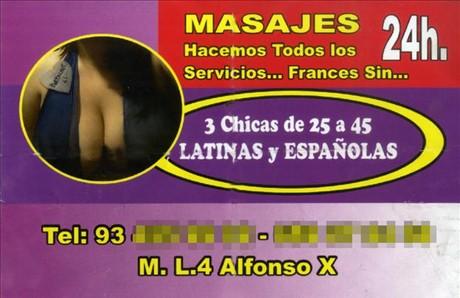 prostitutas latinas barcelona prostitutas berga