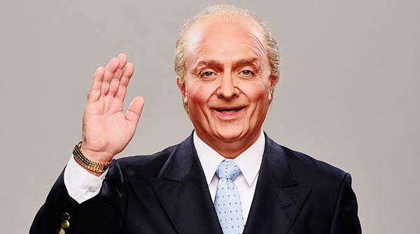 El actor Toni Albà dedica su particular 'mensaje irreal' a todos los lectores de EL PERIÓDICO.