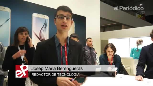 Josep Maria Berengueras destaca novedades del Mobile World Congress.
