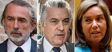 Ruz fija una fianza civil de 449 millones para <BR>la 'trama G�rtel'