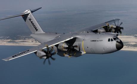 Avión Airbus A400M