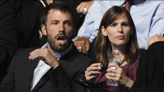 Jennifer Garner i Ben Affleck, mateixa casa i diferents parelles