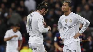 Cristiano Ronaldo y Gareth Bale han protagonizado un nuevo debate.