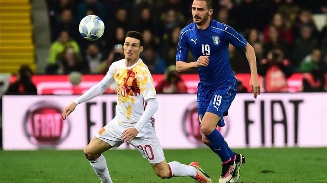 De Gea i Aduriz eviten la derrota d'Espanya davant Itàlia