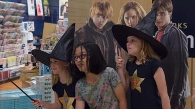 El vuitè 'Harry Potter', camí de ser el llibre més venut... des del setè 'Harry Potter'