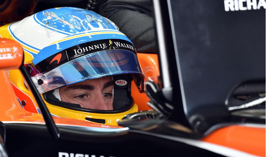 Alonso: Siendo el trece no hay nada que celebrar; quiero ganar carreras (ES)