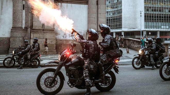 El Brasil es paralitza amb la primera vaga general convocada en dècades