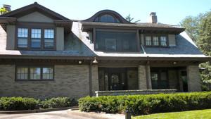 La casa de Warren Buffet en el centro de Omaha (Nebraska, EEUU).