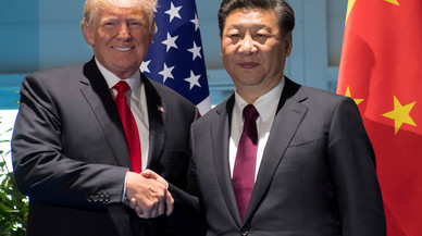 """La Xina demana a Trump """"contenció"""" per reduir la tensió amb Corea del Nord"""