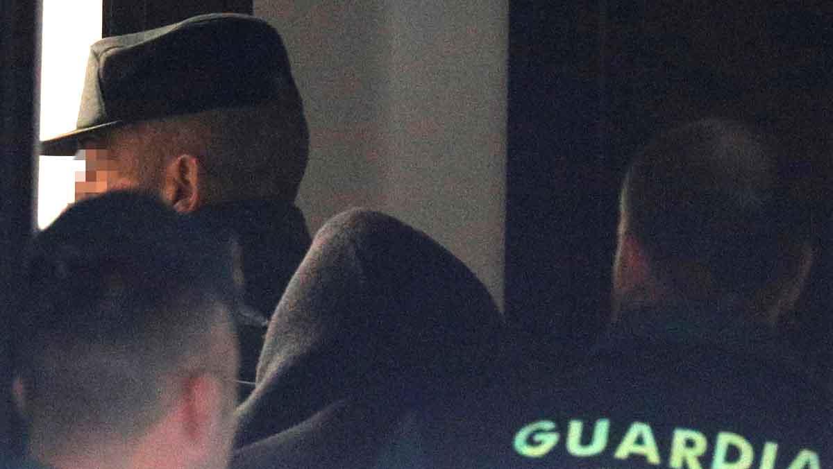El Chicle, de nuevo en el juzgado para declarar por la muerte de Diana Quer