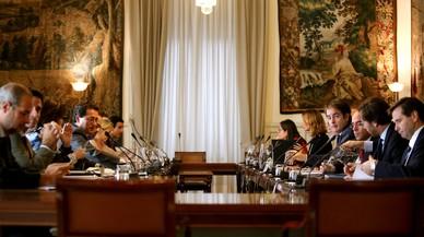 El Govern central desembarca avui a la Generalitat i altres notícies del dia, en un minut