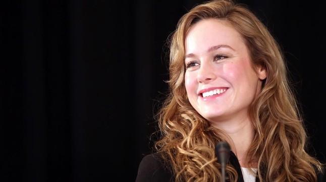 """Brie Larson: """"Puede que gane el Oscar, pero cuando llego a casa me toca bajar la basura"""""""