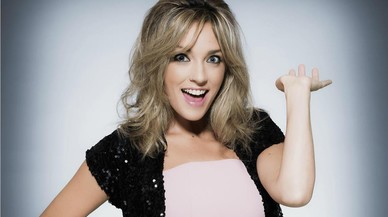 Anna Simon, presentadora en verano del programa de La Sexta 'Zapeando'.