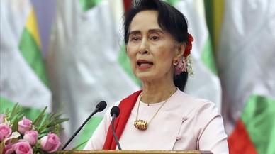 Suu Kyi no irá a la Asamblea General de ONU para centrarse en los rohinyas