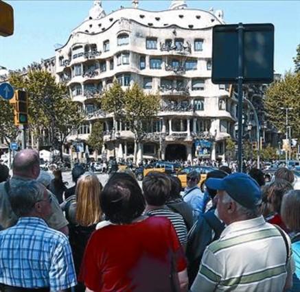 BCN, la quinta ciudad mundial preferida por los turistas