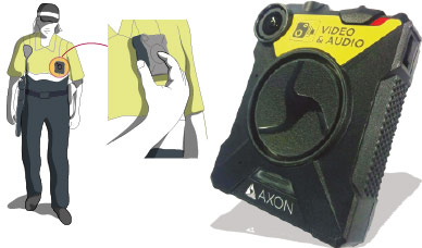 BCN estudiará que los guardias urbanos lleven cámaras individuales