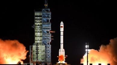 Xina llança amb èxit el seu laboratori espacial
