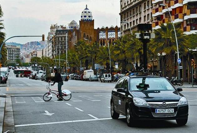 Google borrar los datos personales de street view en el - Calle marina barcelona ...