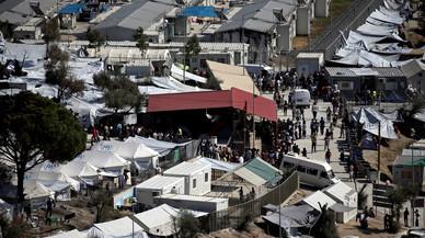 La mort a Lesbos de tres refugiats en set dies fa saltar les alarmes a Grècia