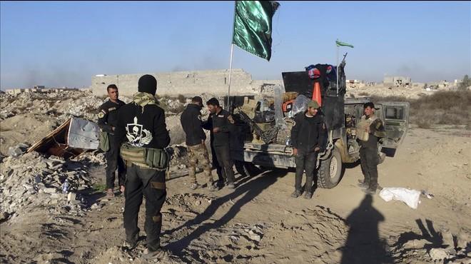 L'Exèrcit iraquià pren el control de Ramadi a l'Estat Islàmic