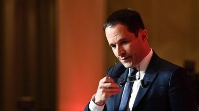 Hamon certifica el descalabro de los socialistas franceses
