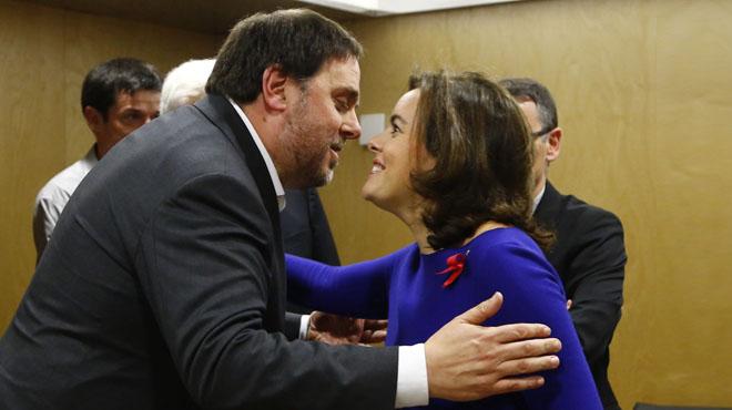 El Govern fixa el nou dèficit amb el 'no' de Catalunya i el PSOE dividit