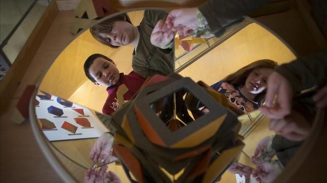 Cornell� enamora el Jap� amb el seu museu de les matem�tiques