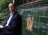 El exconcejal de CiU, Antoni Vives, tras la rueda de prensa de la pasadasemana.
