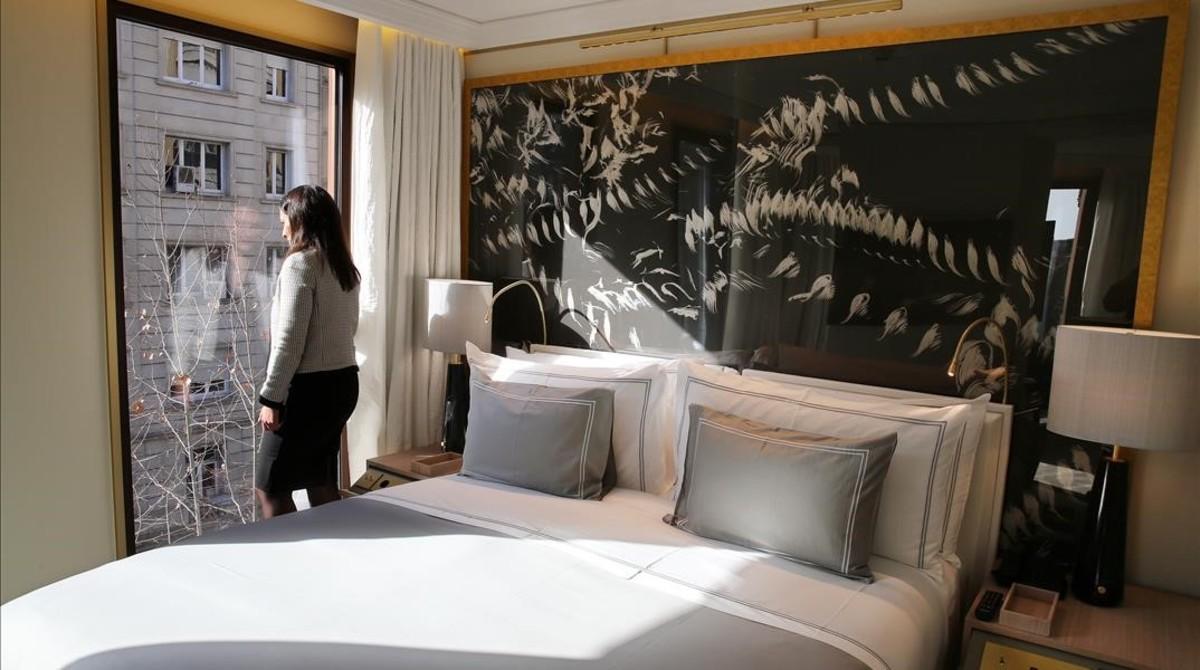 Hoteles de dise o con terrrazas y restaurantes for Hotel barcelona diseno