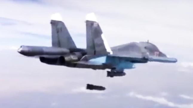 Rusia aprovecha la guerra de Siria para probar algunas de sus armas más avanzadas