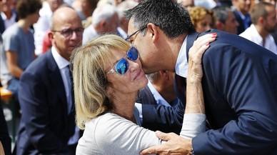 """Bartomeu: """"Iniesta s'ha guanyat el dret a decidir"""""""