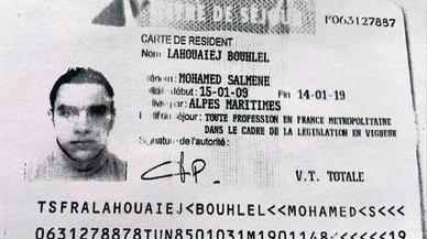 """El terrorista de Niça va demanar en un missatge """"més armes"""" just abans de l'atemptat"""