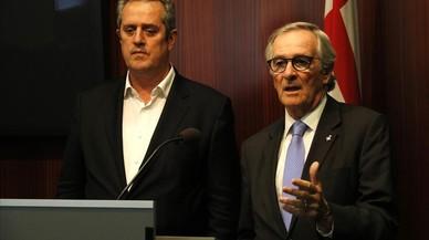 CiU manté les reunions per intentar una majoria alternativa a Colau