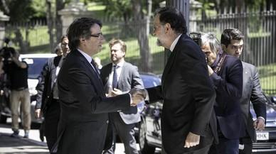 """Rajoy: """"Hem d'evitar tota temptació de desconnexió i aïllament"""""""