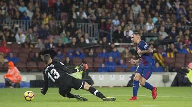 La nit d'Alcácer, l'heroi del Barça