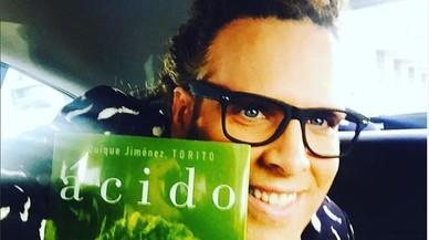 """Quique Jiménez, Torito: """"He escrito esta autobiografía por mi hijo"""""""