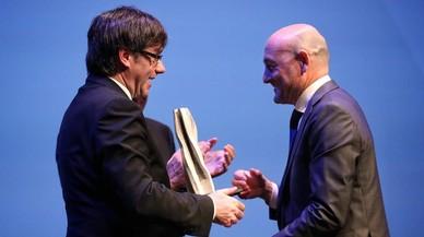 Entrega dels Premis Nacionals de Recerca