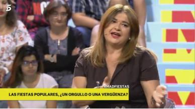 """Lucía Etxebarria: """"Em van robar als Sanfermines mentre practicava sexe al carrer"""""""