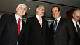 Marín, clave en la adhesión y la andadura inicial de España en la UE