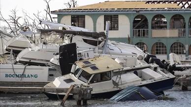 La tempesta tropical 'Maria' es converteix en huracà en direcció al Carib
