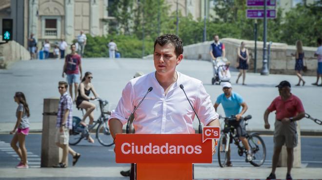 Ciutadans intentarà distanciar-se del PSOE però sense estridències