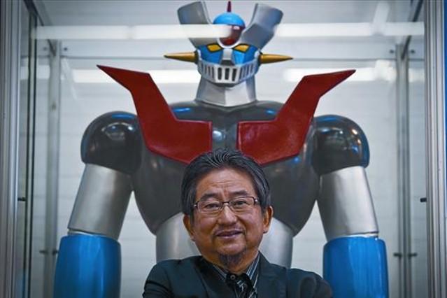 Go Nagai: «Mazinger Z nació en un atasco de tráfico»